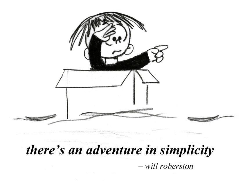 adventureInSimplicity