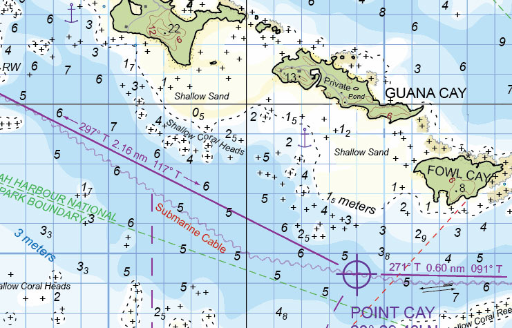 Explorer-Chart-anchorage